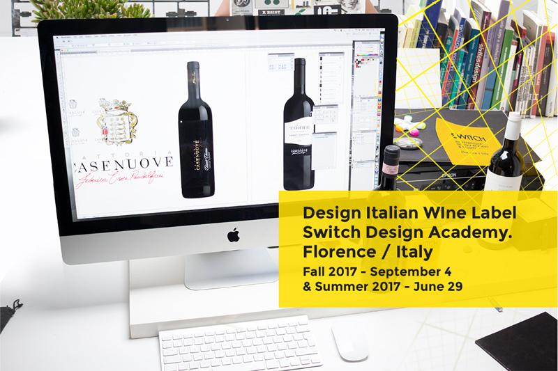 Packaging Wine Label Design