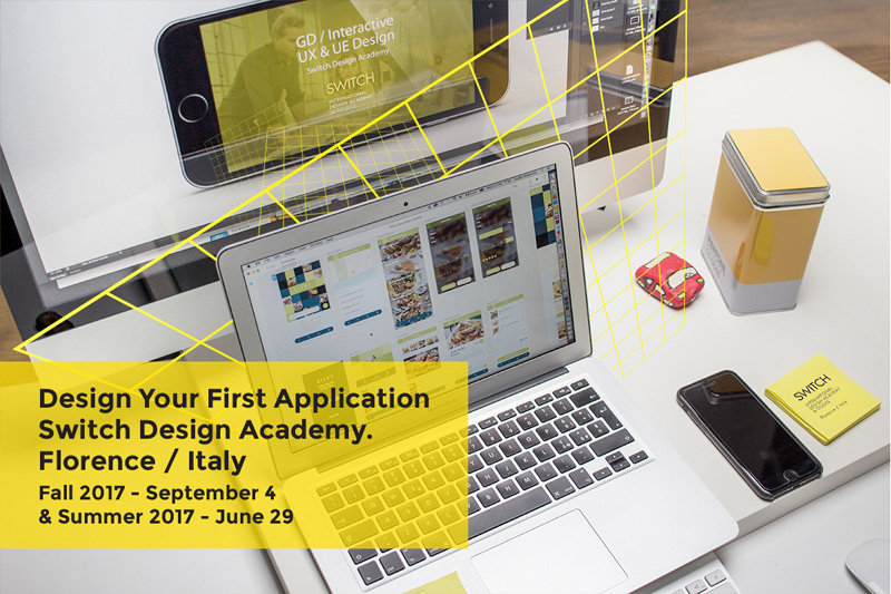 Application Design UI UX Switch Design Academy